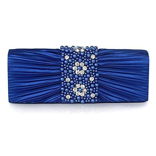 pour femme Pochette Bleu Yukijiaojiao Pochette Yukijiaojiao FqwHxZSP