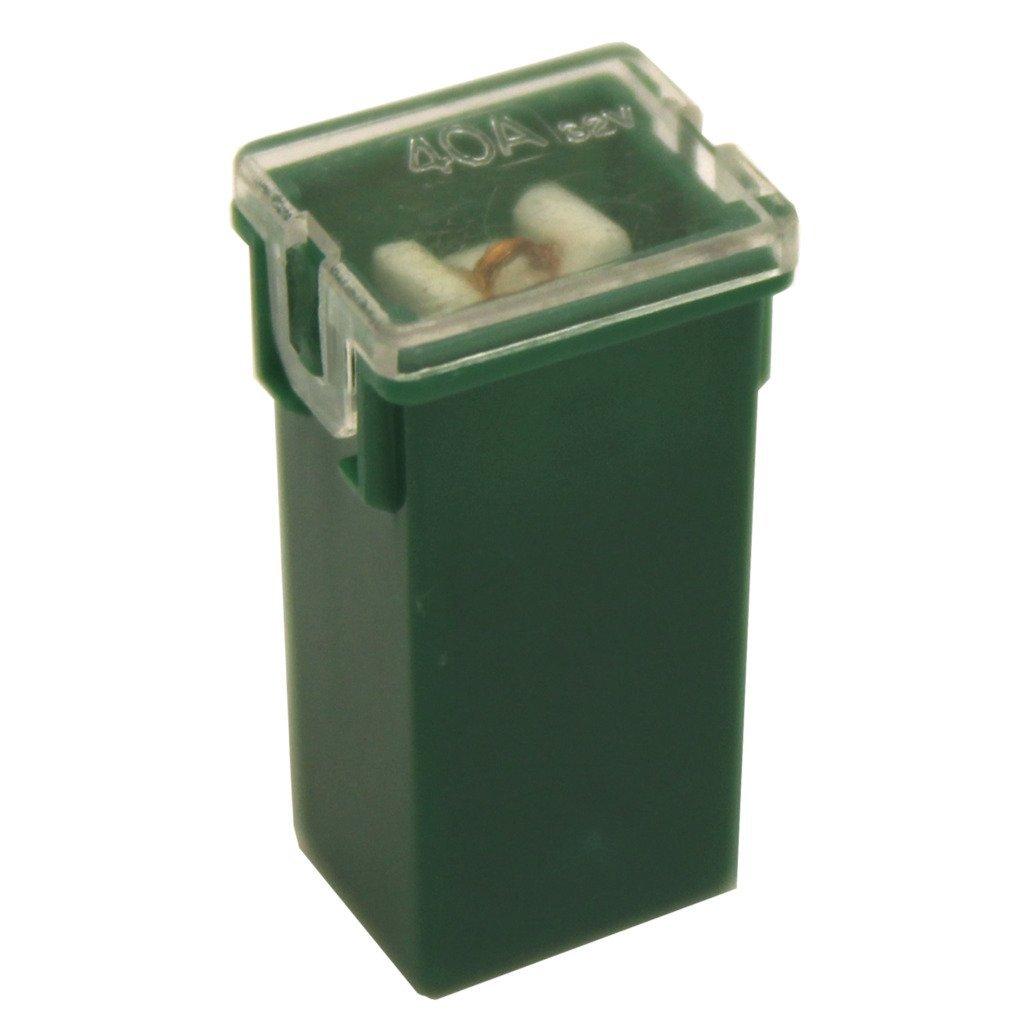 collectivedata.com Car Fuses & Fuse Boxes Fuse Box 2 x 40A Green ...
