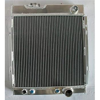Aluminum Radiator Fan for Ford Mustang V8 289 302 WINDSOR 1964 1965 1966 64 65