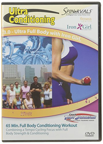 Spinervals Ultra Conditioning Series 3.0 Full Body with Iron Girl ()