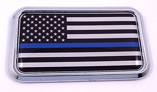 police car emblem - 1