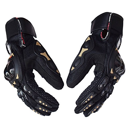 PRO-BIKER MCS - 01C Motorcycle Racing Half-finger Gloves