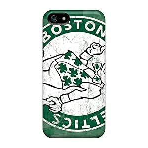 Iphone 5/5s Case Bumper Tpu Skin Cover For Boston Celtics Accessories
