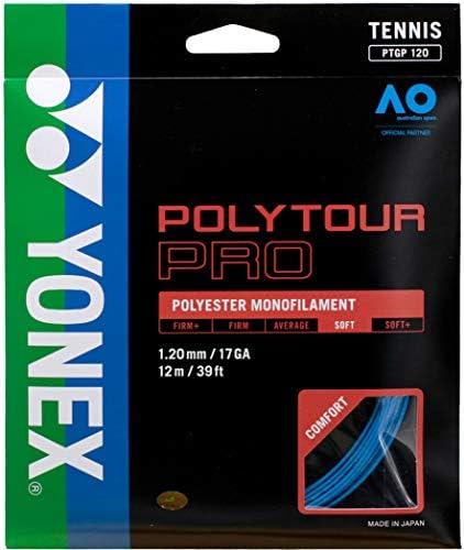 YONEX「POLY TOUR PRO 115 PTGP115」硬式テニスストリング[ポスト投函便対応]