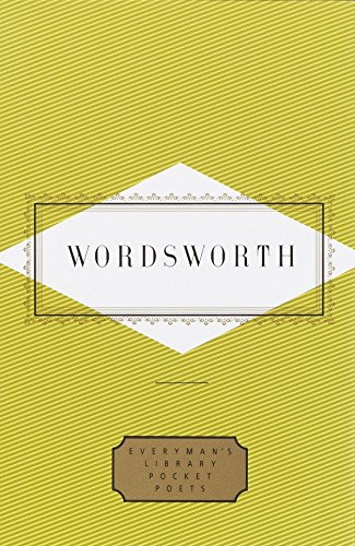 Wordsworth: Poems (Everyman's Library Pocket Poets Series)