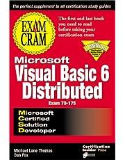 Microsoft Visual Basic 6 Distributed: Cram Exam