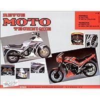 Revue moto technique n°57. Honda 400F-500F/Yamaha FJ1100-FJ1200-1200ABS