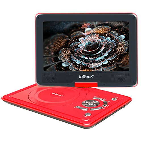 Battery Operated Portable Dvd Player - 2