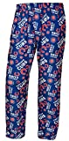 "Chicago Cubs Men's MLB ""Repeating Logo"" Dual Blend Lounge Pajama Pants"