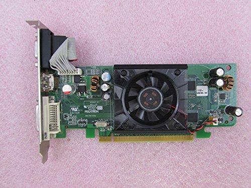 Dell F342F Pegatron ATI Radeon HD 3450 256MB DDR2 64-Bit PCIe x16 Video (Ati Radeon Hd 3450 256mb)