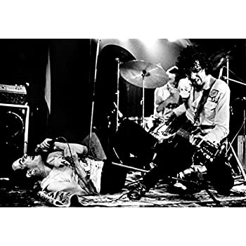 The Clash, Live in Concert, London, Punk Rock