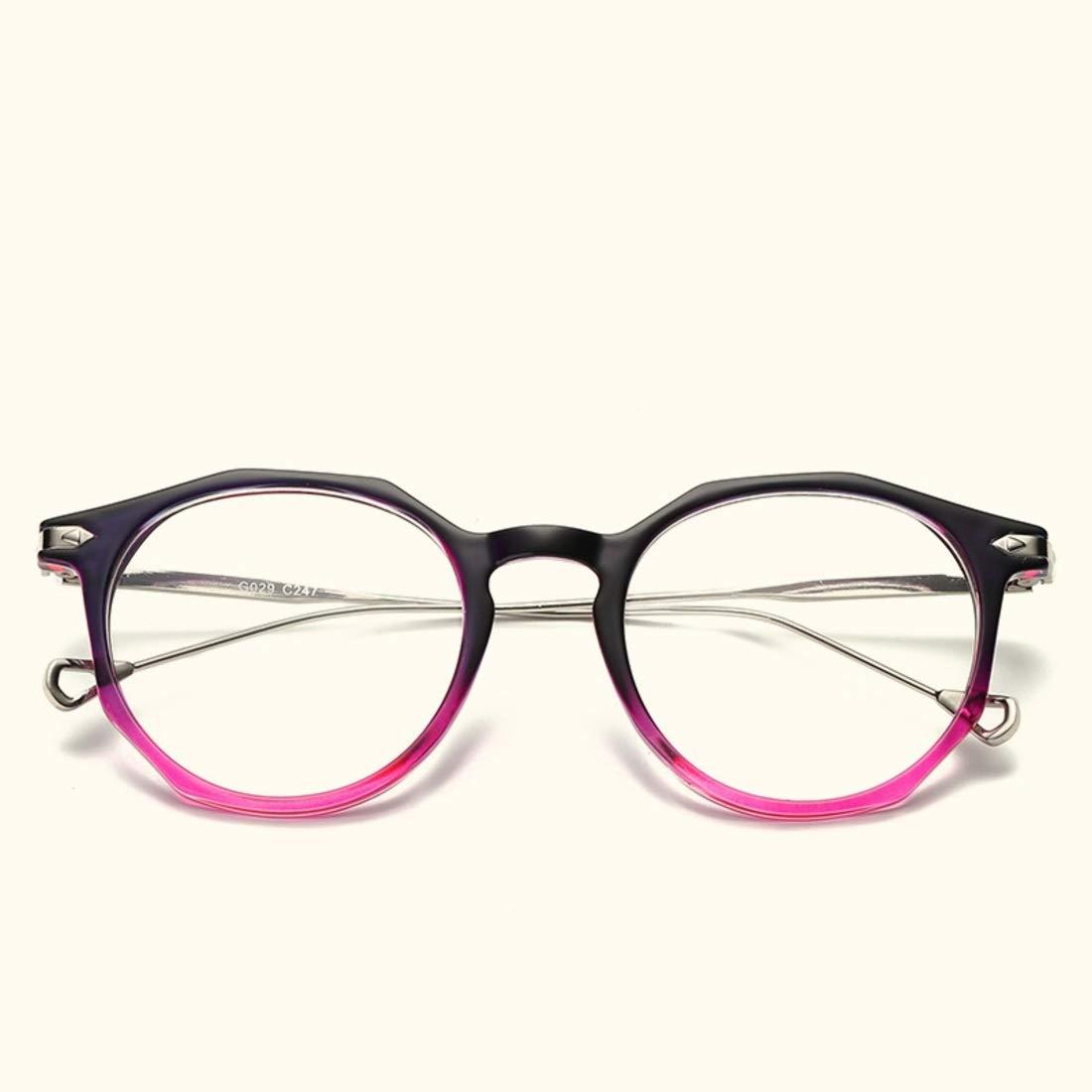 3bd8578314 Kajuer Gafas de Montura Cuadrada Gafas metálicas Planas Gafas para Mujeres  Gafas para Mujeres/Hombres Gafas Redondas (Color : Pink): Amazon.com.mx:  Hogar y ...