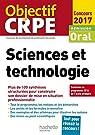 CRPE en fiches : Sciences et technologie - 2017 par Guichard
