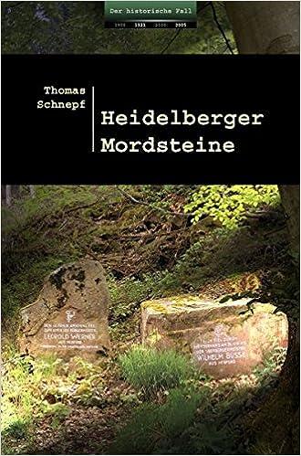 Book Heidelberger Mordsteine