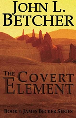 book cover of The Covert Element