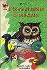 Dix-neuf fables d'oiseaux par Muzi