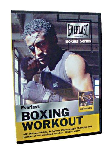 Everlast Beginner Boxing Video DVD