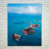 Best Prints Lands Of Paradises - Westlake - Poster Print Wall - Land's End Review