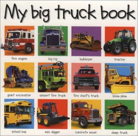 Download My Big Truck Book (Smart Kids) ebook