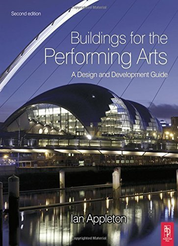 Buildings for the Performing Arts by Ian Appleton - Appleton Mall Stores