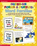 Guess-Me Poems and Puzzles, Betsy Franco, 0439387736