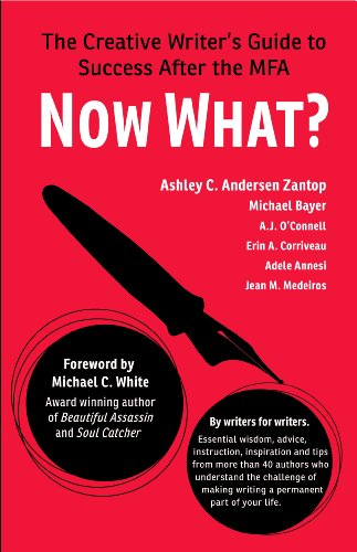 Amazon now what the creative writers guide to success after the creative writers guide to success after the mfa by zantop fandeluxe Image collections