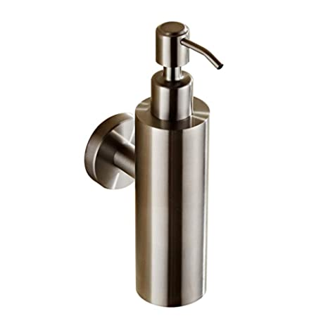 WENYAO Dispensador de jabón Acero Inoxidable Prensa de Mano ...