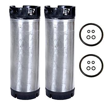 Amazon.com: 5 galones Cornelius barril (pelota Lock ...