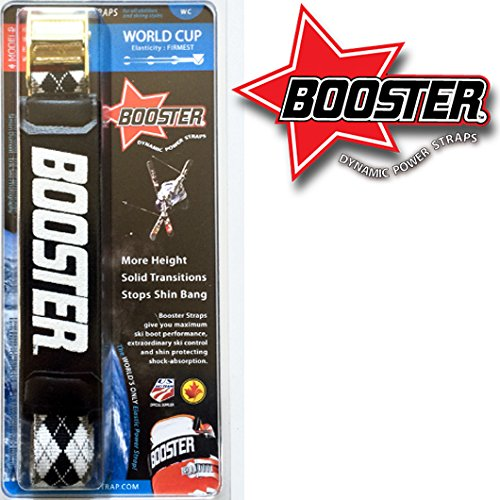 Booster Strap for Ski Boot by SkiMetrix World Cup