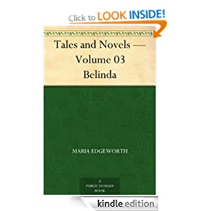 Tales and Novels - Volume 09 Maria Edgeworth