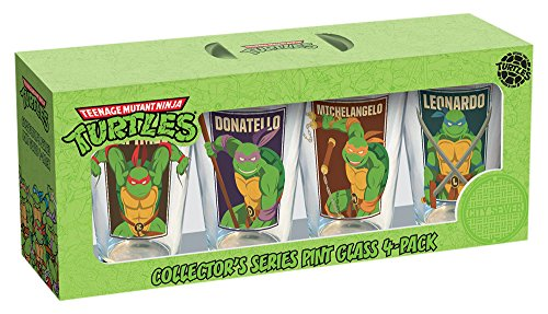 ICUP Nickelodeon - TMNT - Character Name &