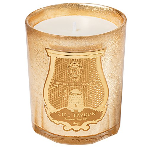 Cire Trudon Limited Edition Gold Leaf Ernesto Candle - 9.5 oz by Cire Trudon