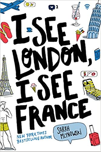 Image result for i see london i see france book