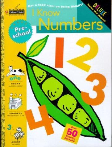 I Know Numbers (Preschool) (Step Ahead)