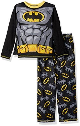DC Comics Big Boys' Batman 2 Piece Jersey Sleep Set with Cape at Gotham City Store