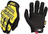 Best Mechanix Wear Thermal Gloves - Mechanix Wear - Original Gloves (Large, Yellow) Review