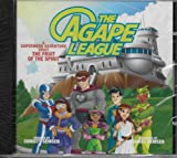 The Agape League : A Superhero Adventure about The Fruit of the Spirit