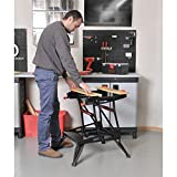 BLACK+DECKER WM225-A Portable Project Center and