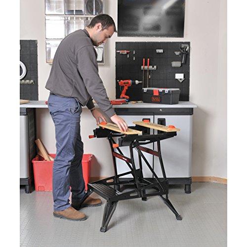 Black Decker Wm225 Workmate 225 450 Pound Capacity