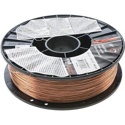 Hobart 0.024-Inch 10-Pound ER70S-6 Carbon-Steel Solid Welding Wire