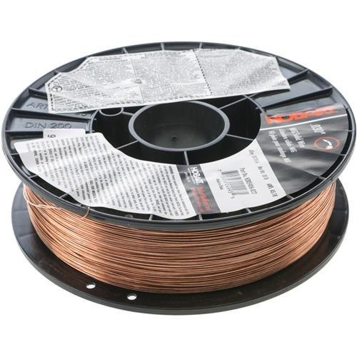 Hobart H305406-R22 10-Pound ER70S-6 Carbon-Steel Solid Welding Wire, 0.030-Inch (Best Steel For Welding)