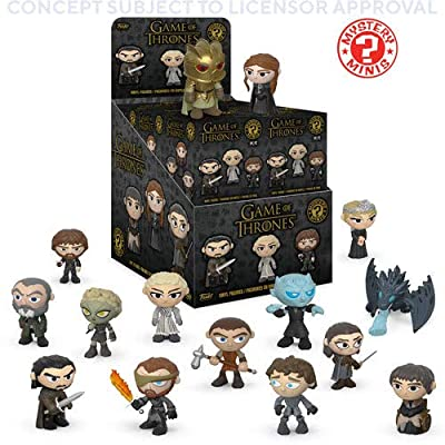 Funko Mystery Minis: Game of Thrones: Toys & Games