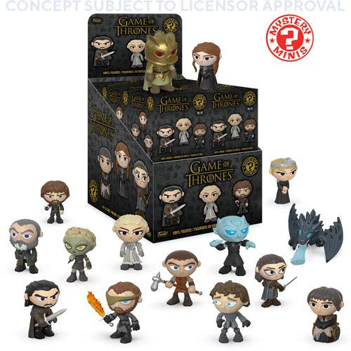 Funko Mystery Minis: Game of Thrones (Game Of Thrones Pop Figures Series 1)