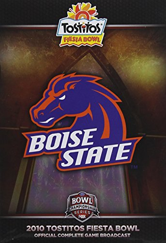 NCAA Boise State Broncos 2010 Fiesta Bowl Champions Official Game DVD ()