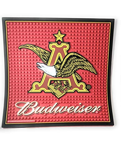 Budweiser Waitstation Bar Mat - American Eagle Edition