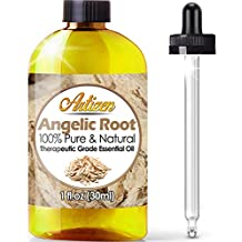 Artizen Angelica Root Essential Oil (100% PURE & NATURAL - UNDILUTED) Therapeutic Grade - Huge 1oz Bottle - Perfect for Aromatherapy, Relaxation, Skin Therapy & More!