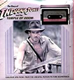 Indiana Jones - Ttemple of Doom - Dialogue From Motion Picture Soundtrack. With Full Color Souvenir Photo Book