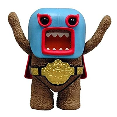 MDstore Domo Action Figure Series 01 - Wrestler Domo: Toys & Games