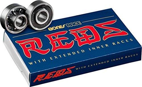 Bones race Reds Bearings 8 Pack by Bones Bearings