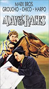 A Day at the Races [VHS]